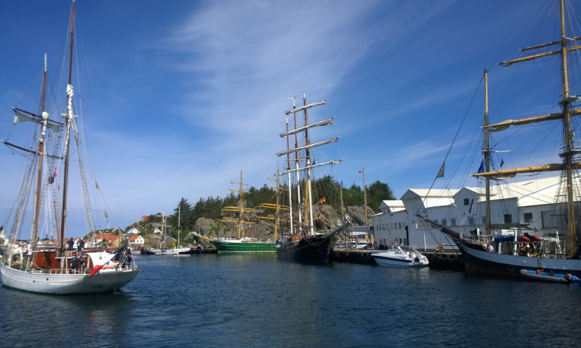 CinC 2018 Skudeneshavn